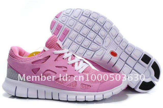 Free shipping  Brand Free Run  2 Running Shoes Design Shoes New with tag Women's shoes pink-in Running Shoes from Shoes on Aliexpress.com