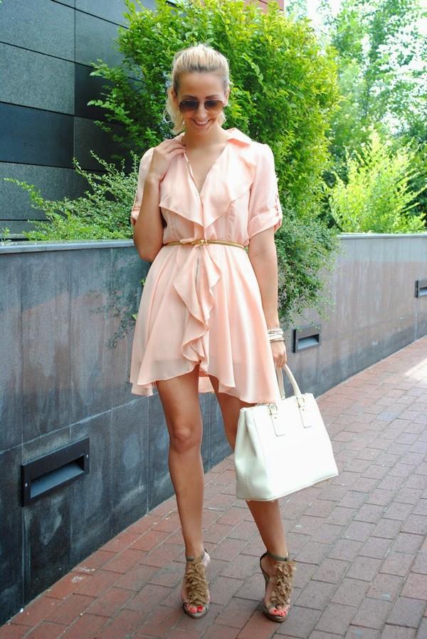 let's talk about fashion ! dress bag shoes sunglasses