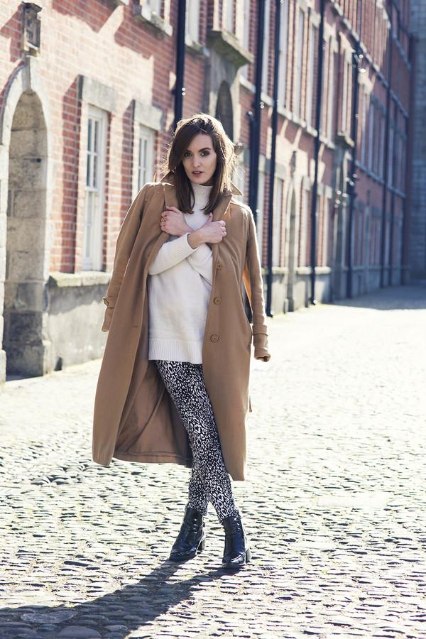 anouska proetta brandon coat sweater shoes pants jewels