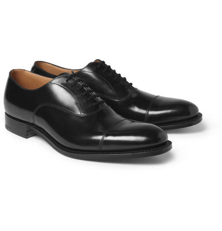 PRODUCT - Church's - Hong Kong Leather Oxford Shoes - 378394|MR PORTER
