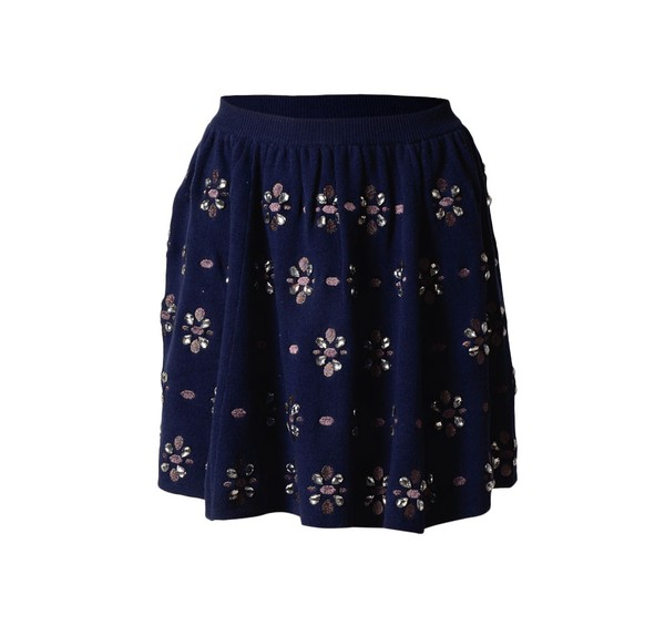 Opening Ceremony | Embellished Full Skirt | ModeWalk