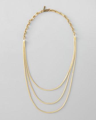 Vanessa Mooney Spaghetti Chorus Layering Necklace - Neiman Marcus