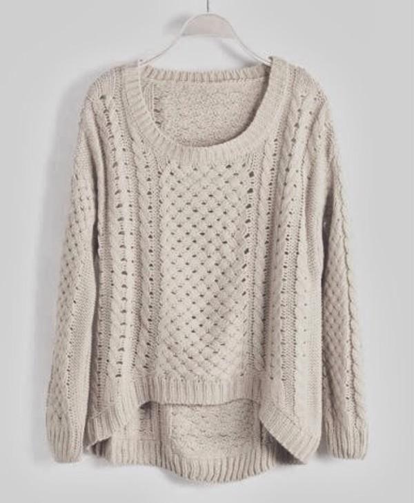 sweater cardigan cream jumper white jumper knitted cardigan knitwear