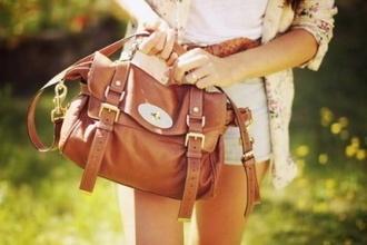 bag purse crossbody bag leather bag leather purse brown leather satchel
