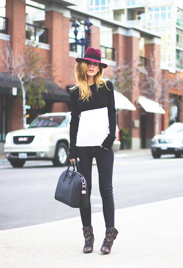 sweater tank top bag shoes
