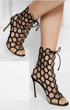 Sexy Gladiator High Heels - Juicy Wardrobe