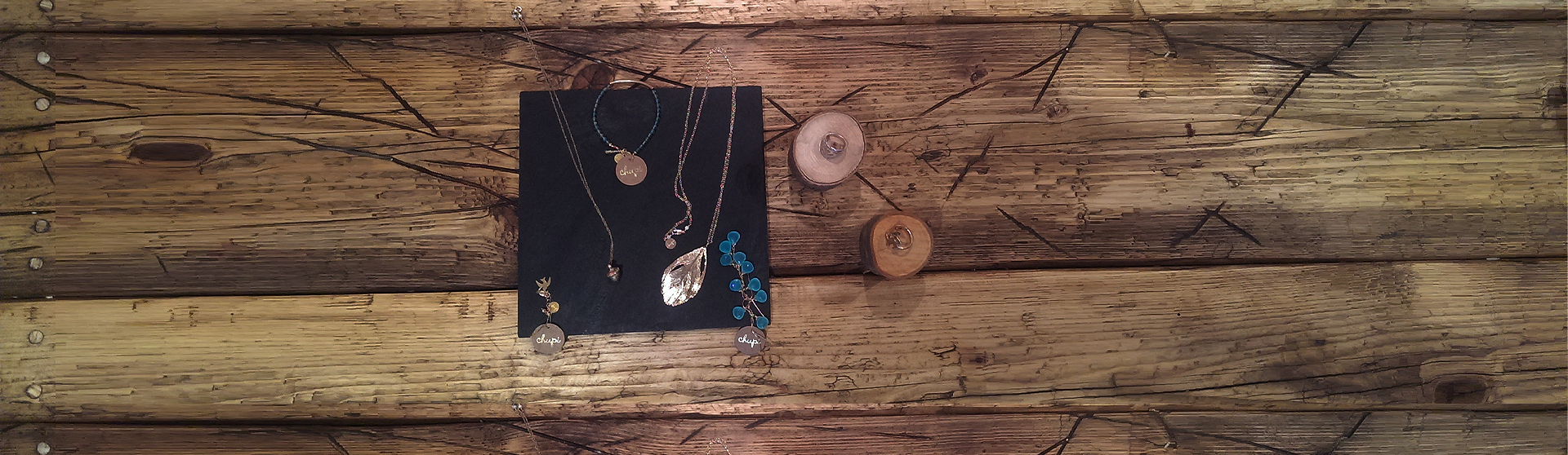 Delicate Gold Irish Designer Jewellery Handmade in Ireland - Chupi