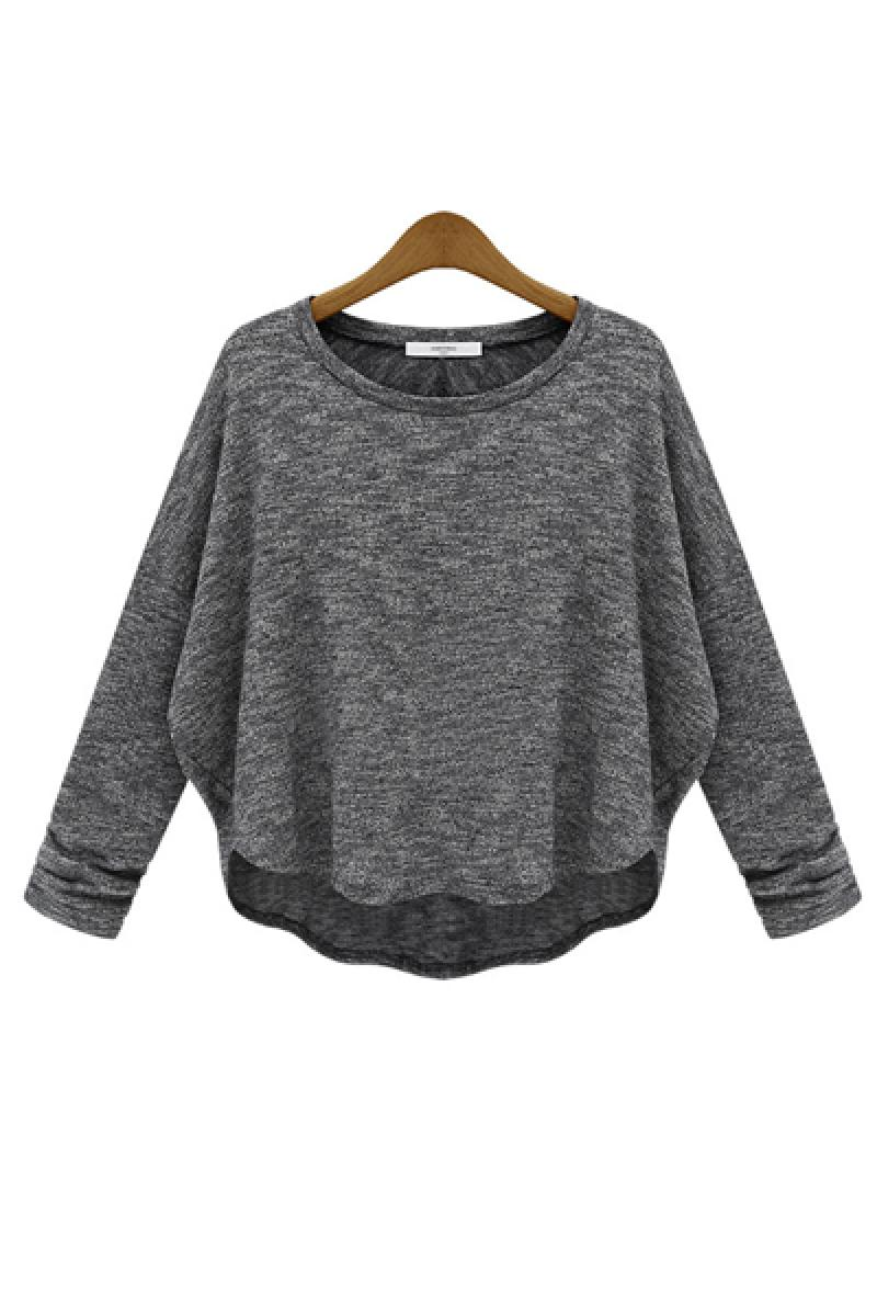 2013 Autumn & Winter New Section Loose Fashion Ladies Knitted Sweater,Cheap in Wendybox.com