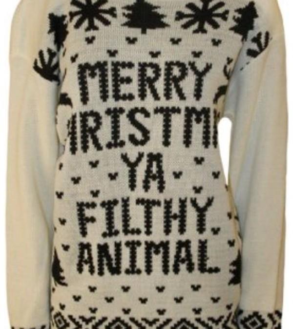 sweater christmas sweater winter sweater cute sweaters christmas warm sweater oversized sweater white sweater sayings ugly christmas sweater