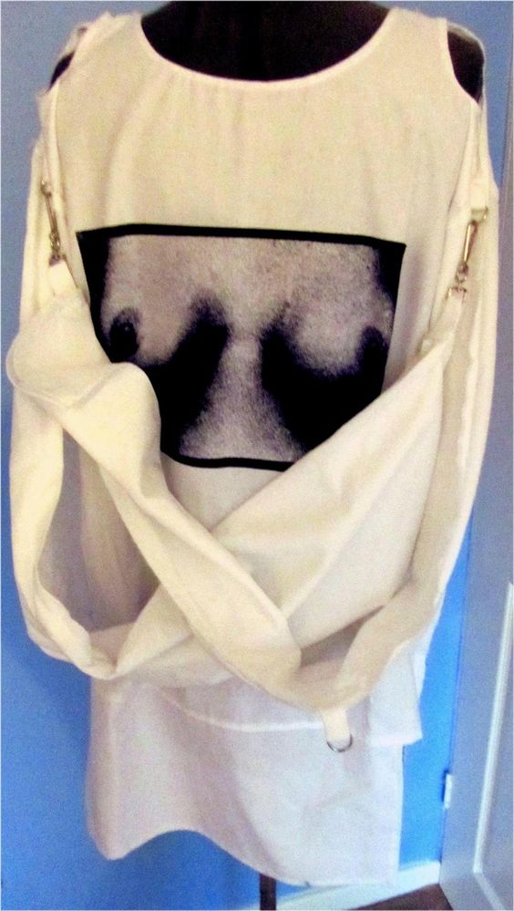 "Sex Pistols Boobs Bondage Shirt Westwood Tit Straight Jacket Seditionaries SM36"" | eBay"