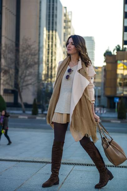 lovely pepa blogger jacket bag shoes sunglasses jewels