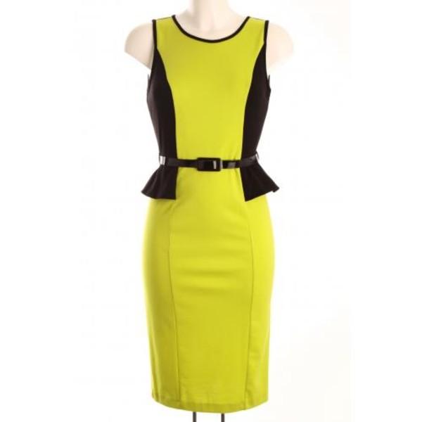 dress tight essex boutique purpleroseboutique peplum dress neon fashion patent black frill only way is essex office dress pencil dress