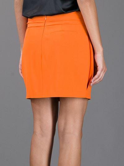 Alexander Mcqueen Mini Skirt - Al Duca D'aosta - Farfetch.com