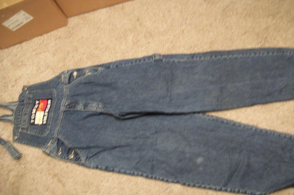 Womens Tommy Hilfiger Overalls Size Med | eBay