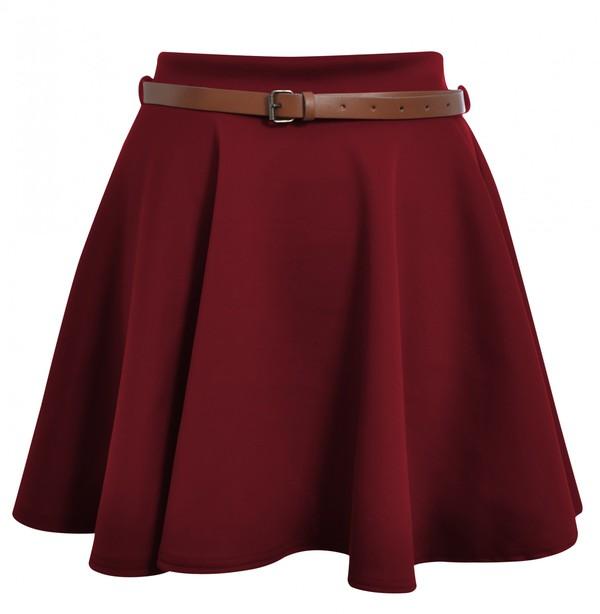 skirt skater pleated skirt skater skirt cute skirt fashion love black