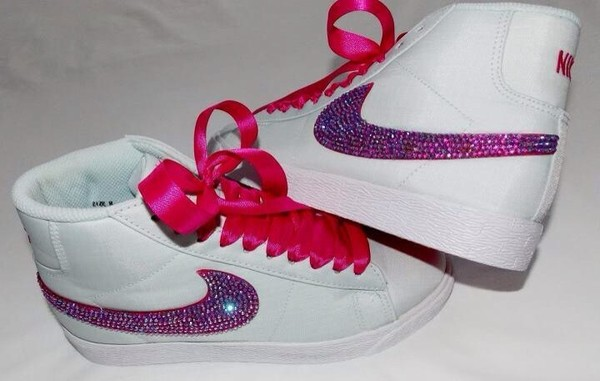shoes bling trainers swarovski
