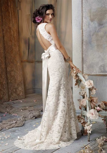 Jim Hjelm Wedding Dresses - The Knot