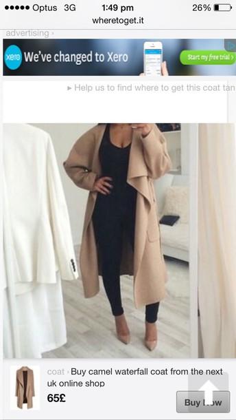 jacket long coat