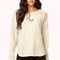 Throwback shag sweater | forever21 - 2040496420
