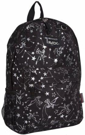 Amazon.com: Track USA By Triple Gear Black Unicorn 16.5-inch Multipurpose Backpack: Clothing