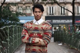 blogger menswear mahayanna knitwear
