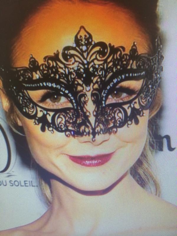 jewels mask masquerade classy