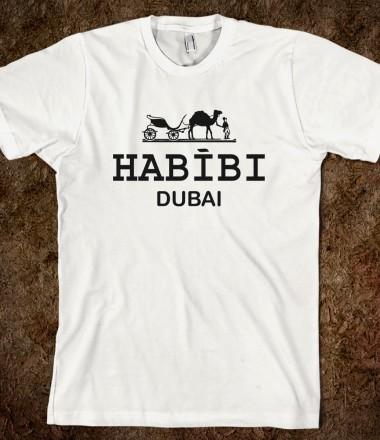 Habibi Dubai - towerofleandros - Skreened T-shirts, Organic Shirts, Hoodies, Kids Tees, Baby One-Pieces and Tote Bags Custom T-Shirts, Organic Shirts, Hoodies, Novelty Gifts, Kids Apparel, Baby One-Pieces | Skreened - Ethical Custom Apparel