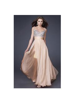 Sequin Bodice Formal Long Maxi Evening Bridesmaid Prom Dress 'Paris' Sz 8 18 | eBay