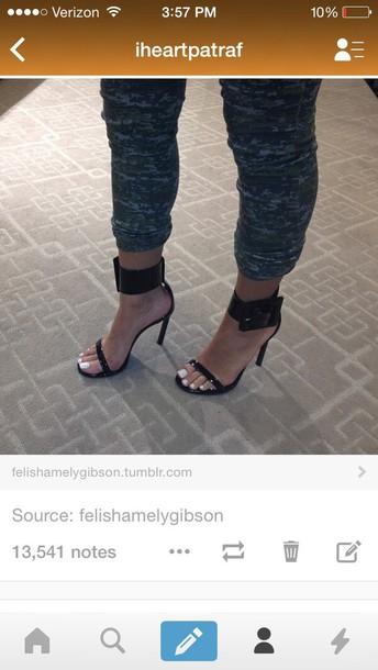 shoes fashion style heels shiny