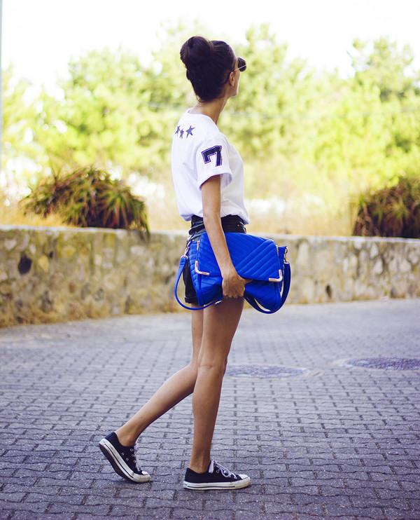 mexiquer shirt sunglasses shorts bag shoes