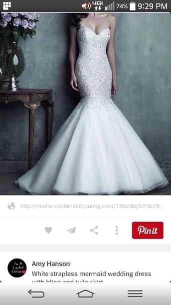 dress mermaid wedding dress mermaid prom dress