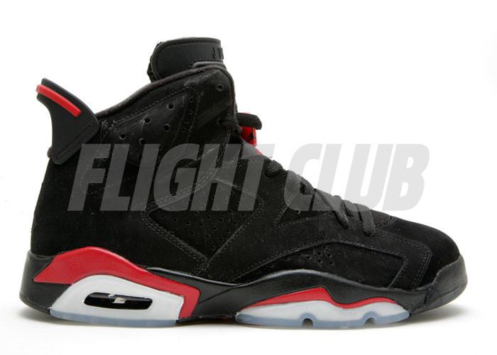 air jordan 6 retro - black/varsity red - Air Jordan 6 - Air Jordans  | Flight Club