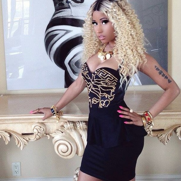dress nicki minaj