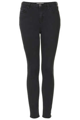 MOTO Washed Black Jamie Jeans - Jeans  - Clothing  - Topshop