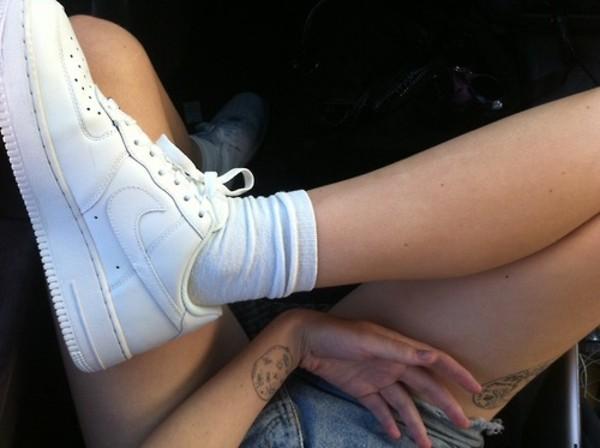 shoes nike white wedges heal heel nike air nike air force 1 nike air max 1 platform shoes nike shoes for women