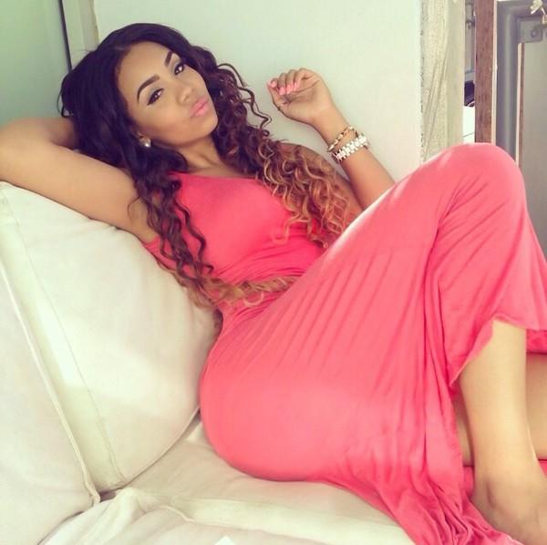 dress beautiful bags summer outfits beautiful from pink dress long dress maxi dress