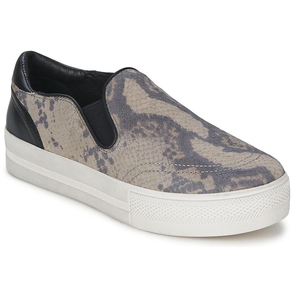 Slips on Ash JUNGLE imprimé python - achat de chaussures en ligne, boutique chaussure pas cher sur Shoes.fr ! - Chaussures Femme 135,00 €