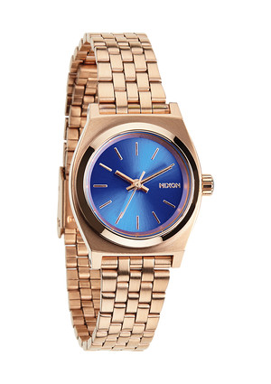 The Small Time Teller | Women's Watches | Nixon Watches and Premium Accessories