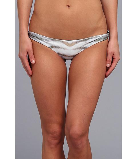 Wildfox Silver Tiger Print Reversible Twist Brazilian Bottom Silver - Zappos.com Free Shipping BOTH Ways