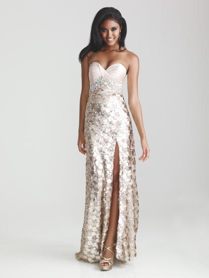 Night Moves Dress 6624 at Peaches Boutique