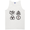 Led zeppelin tanktop - basic tees shop