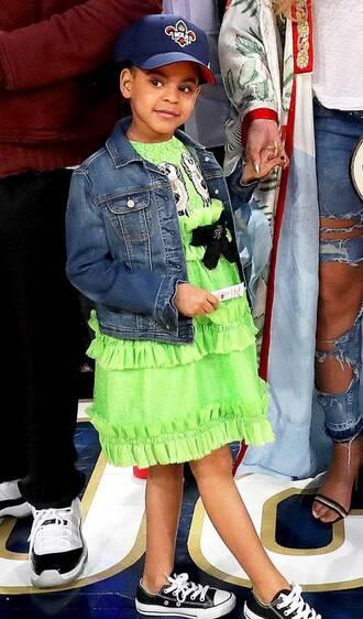 dress blue ivy kids fashion kids dress neon green dress toddler