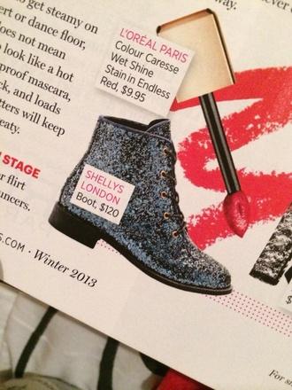 shoes boots glitter sparkle