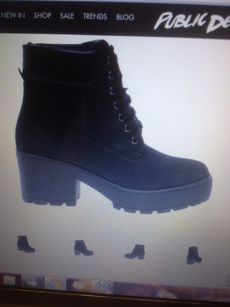 shoes black heels ankle boots edgy