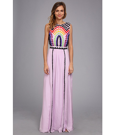 Mara Hoffman Backless Gown Lilac - Zappos.com Free Shipping BOTH Ways