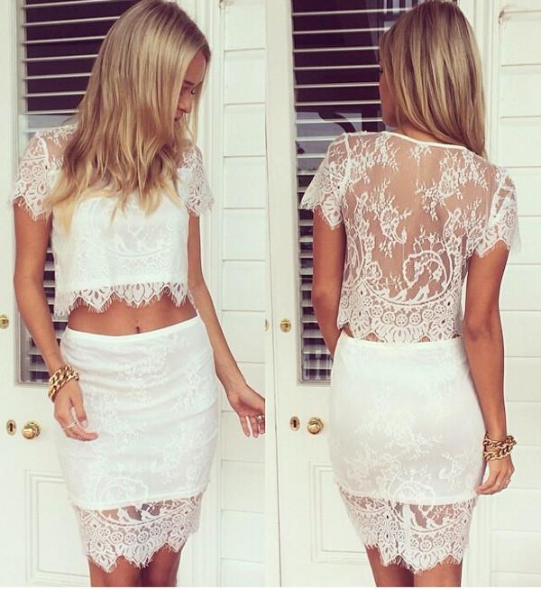 dress shirt two-piece