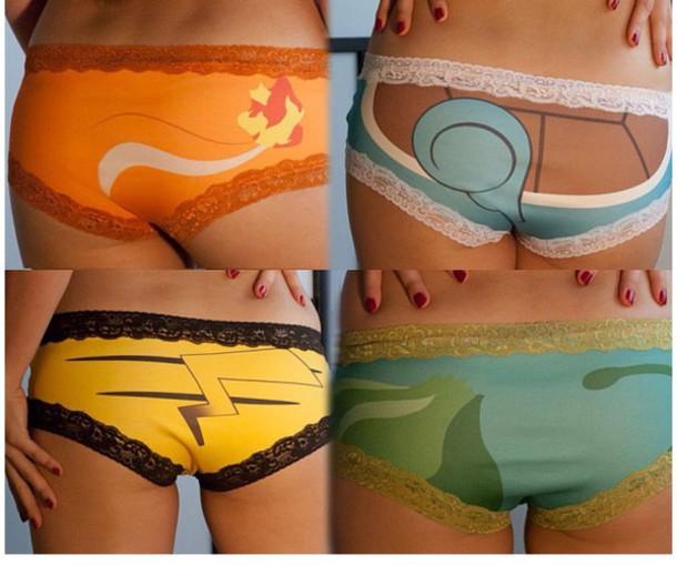 underwear pokemon