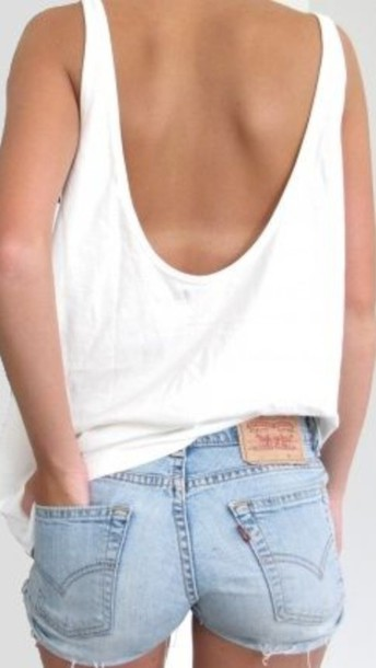 shirt open back