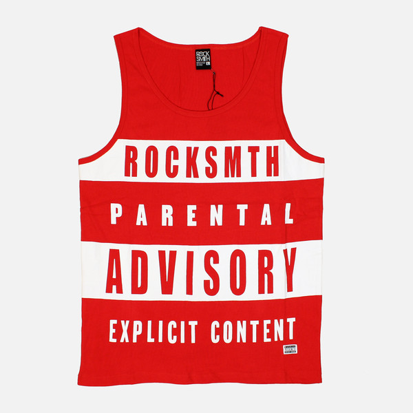 tank top parental advisory explicit content explicit content explicit top rocksmith black red jordans parental advisory explicit content