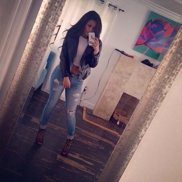 jeans tumblr shoes
